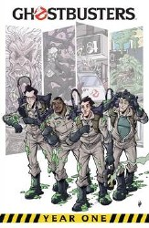 Ghostbusters Year One Tp Vol 01 (C: 1-1-2)