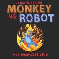 Monkey Vs Robot Complete Epic Tp (C: 0-1-2)
