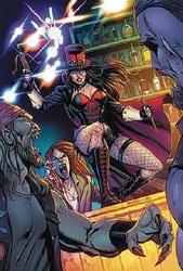 Van Helsing Vs League Monsters #2 Cvr B Goh
