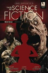 Carpenter Tales Scifi Redhead #5 (Mr)