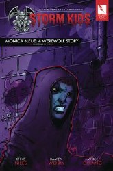 Storm Kids Monica Bleue Werewolf Story #4 (Of 5)