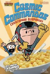 Cosmic Commandos Sc Gn