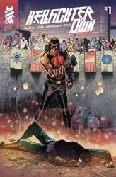 Hellfighter Quin #1