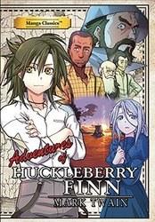 Manga Classics Adv Of Huckleberry Finn Gn