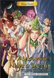 Manga Classics A Midsummer Nights Dream Tp