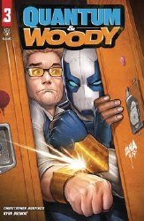 Quantum & Woody (2020) #3 (Of 4) Cvr A Nakayama