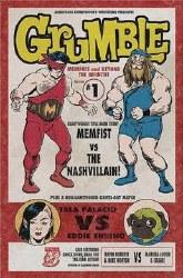 Grumble Memphis & Beyond The Infinite #1 (Of 5)