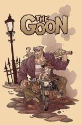 Goon #10 Darmini Cardstock Var Cvr