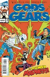 Gods And Gears #4 (Of 4)