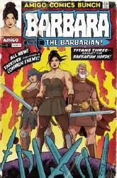 Barbara The Barbarian #3 (Of 3) (C: 0-0-1)