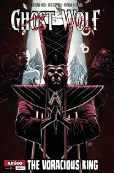Ghost Wolf Vol 3 End Of All Tales #3 (Of 4) (C: 0-0-1)