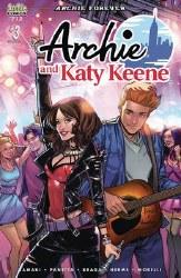 Archie #712 (Archie & Katy Keene Pt 3) Cvr A Braga
