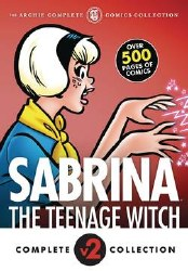 Sabrina The Teenage Witch Comp Tp Vol 02 1972-1973