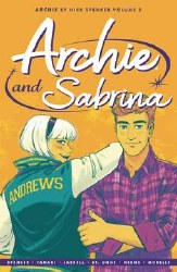 Archie By Nick Spencer Tp Vol 02 Archie & Sabrina