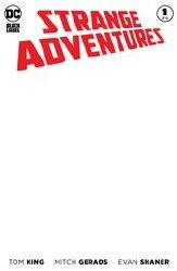 Strange Adventures #1 (Of 12) Blank Var Ed