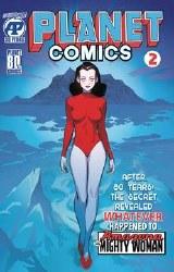 Planet Comics #2 Cvr A Shannon