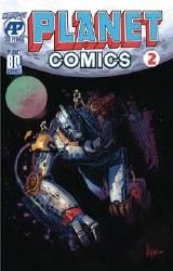 Planet Comics #2 Cvr B Hutchinson
