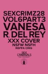 Sex Criminals #28 Xxx Del Rey Var (Mr)