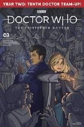 Doctor Who 13th Season Two #3 Cvr A Hallion