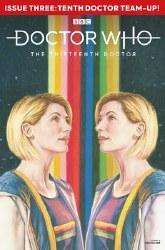 Doctor Who 13th Season Two #3 Cvr B Photo