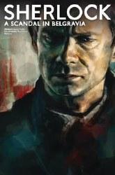 Sherlock Scandal In Belgravia #4 Cvr A Zhang