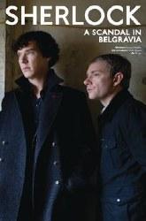 Sherlock Scandal In Belgravia #4 Cvr B Photo