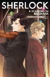 Sherlock Scandal In Belgravia #4 Cvr C Jay
