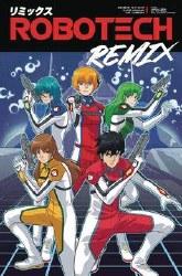 Robotech Remix #5 Cvr B Damaso