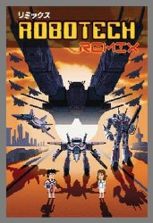 Robotech Remix #5 Cvr D Skreslet