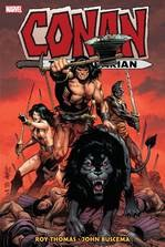 Conan Barbarian Orig Marvel Yrs Omnibus Hc Vol 04