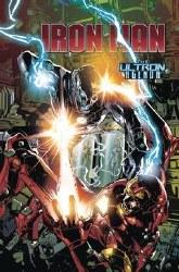 Iron Man Tp Vol 04 Ultron Agenda