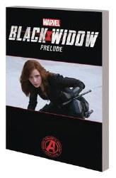Marvels Black Widow Prelude Tp