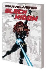 Marvel-Verse Gn Tp Black Widow