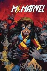 Ms Marvel By Saladin Ahmed Tp Vol 02 Stormranger