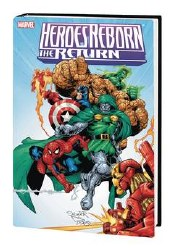 Heroes Reborn Return Omnibus Hc