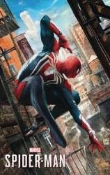 Marvels Spider-Man Poster Book Tp