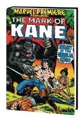 Solomon Kane Original Marvel Years Omnibus Hc