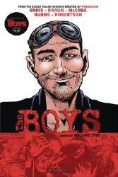Boys Omnibus Tp Vol 05 Robertson Sgn Ed (Mr) (C: 0-1-1)
