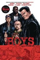 Boys Omnibus Tp Vol 06 Robertson Sgn Ed (Mr) (C: 0-1-1)