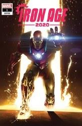 2020 Iron Age #1 Rahzzah Var