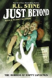 Just Beyond Horror At Happy Landings Original Gn (C: 0-1-2)