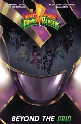Mighty Morphin Power Rangers Beyond Grid Tp (C: 1-1-2)