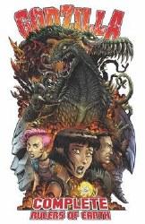 Godzilla Comp Rulers Of Earth Tp Vol 01 New Ed (C: 0-1-2)