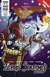 Nightmare Before Christmas Zeros Journey #18 (C: 1-1-2)
