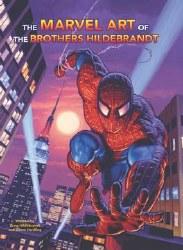 Marvel Art Of Brothers Hildebrandt Hc (C: 0-1-2)