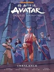 Avatar Last Airbender Imbalance Library Edition Hc (C: 1-1-2