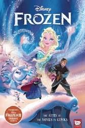 Disney Frozen 2 Story Of The Movies In Comics Hc (C: 0-1-2)