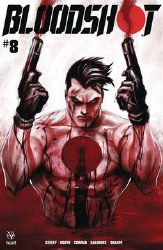 Bloodshot (2019) #8 Cvr A Kirkham