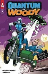 Quantum & Woody (2020) #4 (Of 4) Cvr C Rosanas
