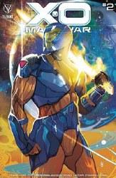 X-O Manowar (2020) #2 Cvr A Ward